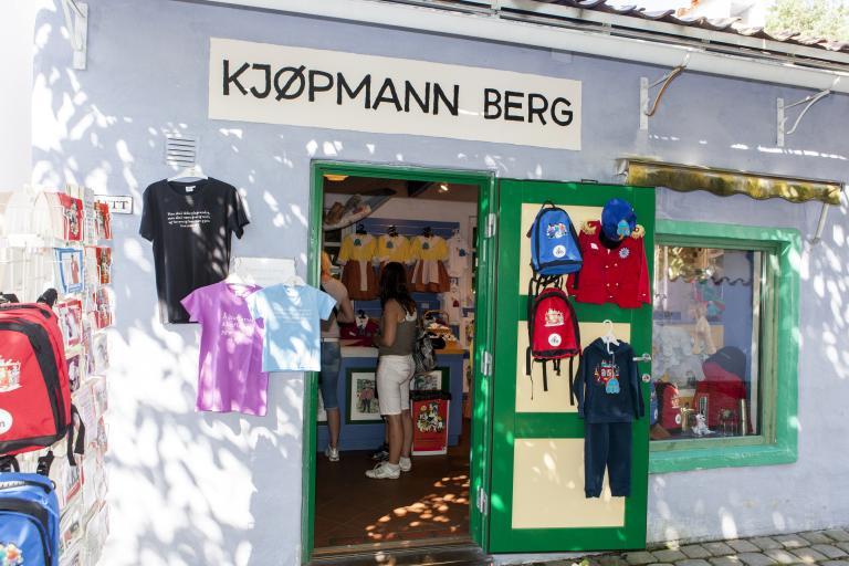 Kjøpmann Berg
