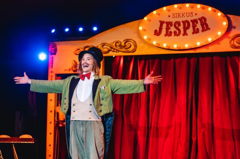 Sirkus Jesper i Dyreparken