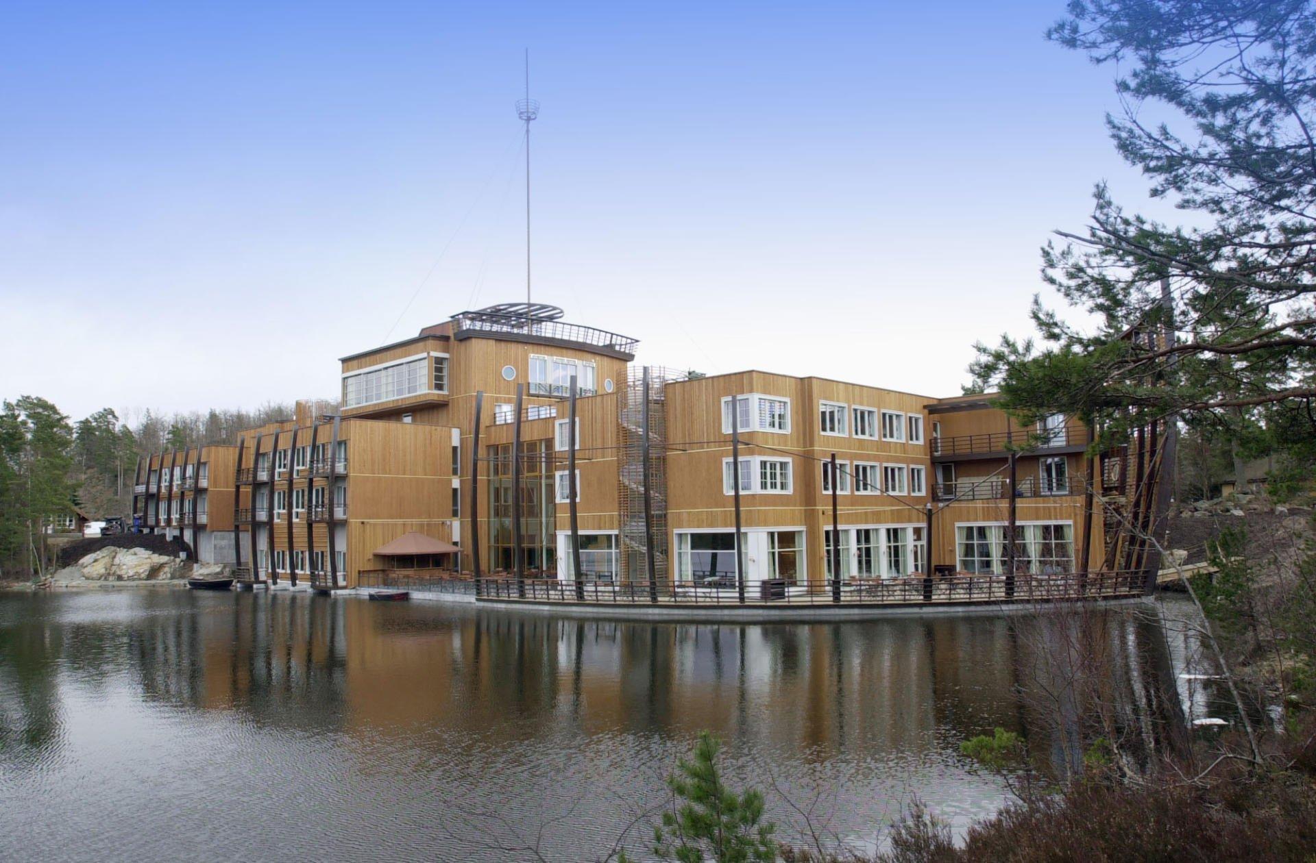 Drømmeferie på Dyreparken Hotell med Kaptein Sabeltann-forestilling