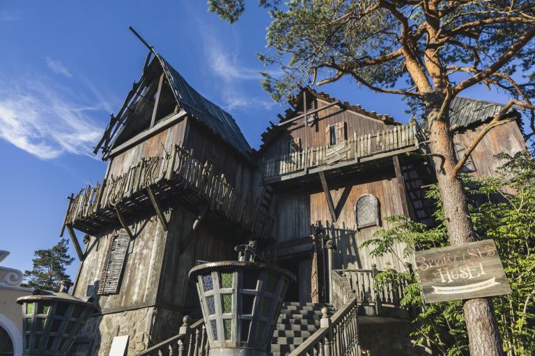 Spøkelseshuset
