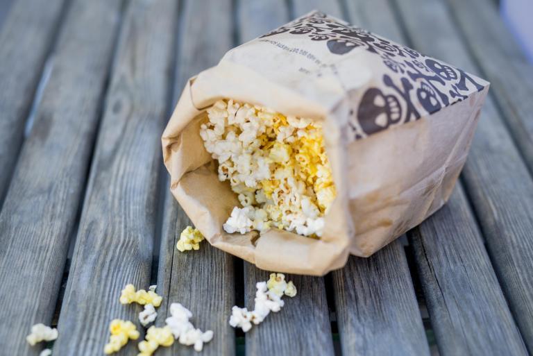 Popcornboden
