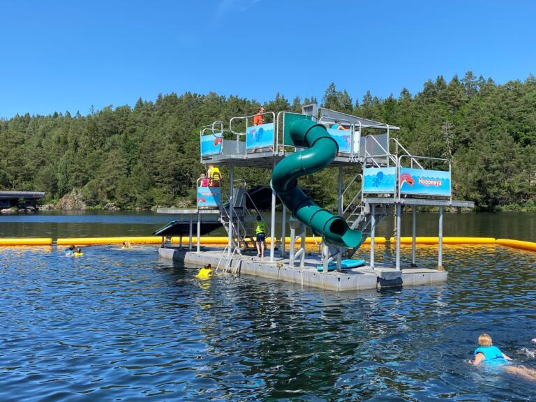 NYHET: Hoppeøya